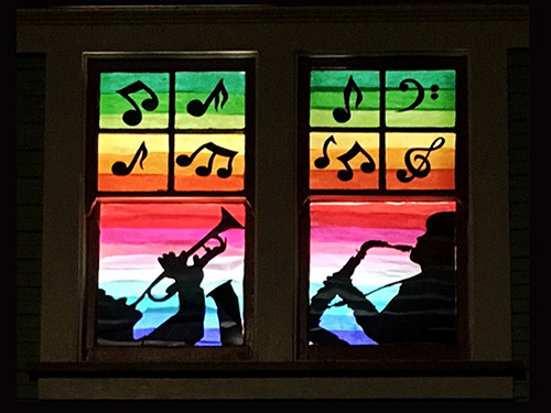 A musical jazz