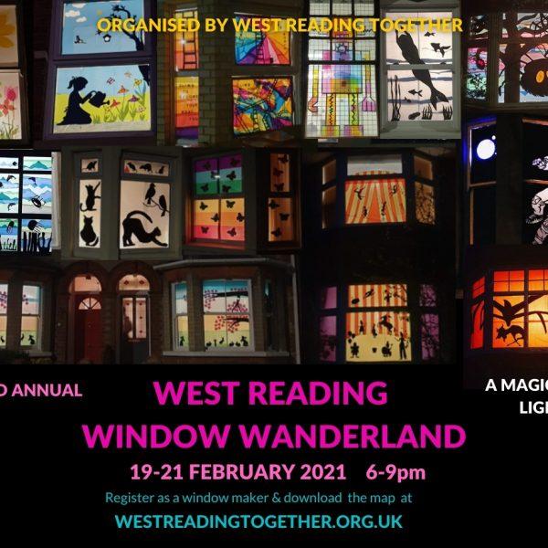 West Reading Window Wanderland